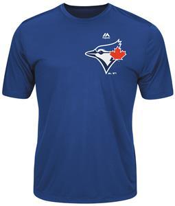 MLB Evolution Blue Jays Baseball Tee