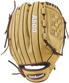 "Wilson A500 12"" Utility Baseball Glove"