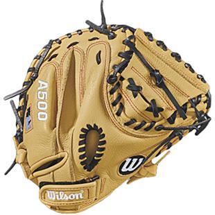 """Wilson A500 32"""" Youth Catchers Baseball Mitt"""