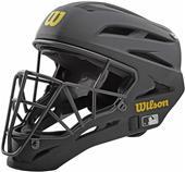Wilson Pro Stock Baseball Umpire Helmet