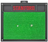 Fan Mats NCAA Stanford University Golf Hitting Mat