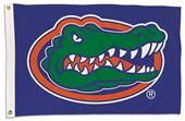 College Florida Gators 2'x3' Flag w/Grommet