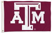 College Texas A&M Aggies 2'x3' Flag w/Grommet