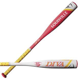 Louisville Slugger DIVA Fastpitch Softball Bat