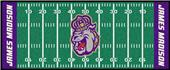 Fan Mats James Madison University Football Runner