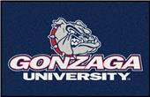 Fan Mats Gonzaga University Starter Mat