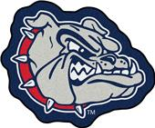 Fan Mats NCAA Gonzaga University Mascot Mat