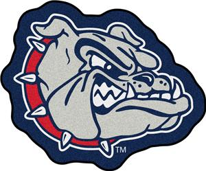 Fan Mats NCAA Gonzaga University Mascot Mat
