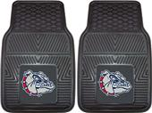 Fan Mats Gonzaga University Vinyl Car Mats (set)