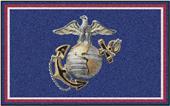 Fan Mats U.S. Marines 4' x 6' Rugs