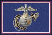 Fan Mats U.S. Marines 5' x 8' Rugs