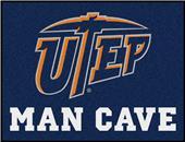 Fan Mats NCAA UTEP Texas Man Cave All-Star Mats