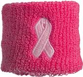Pro Feet 500 HP Pink Ribbon - Wrist Band
