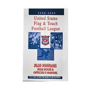 USFTL Flag & Touch Football League Rule Book