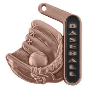 "Hasty Awards 2.25"" Prime Baseball Medals"