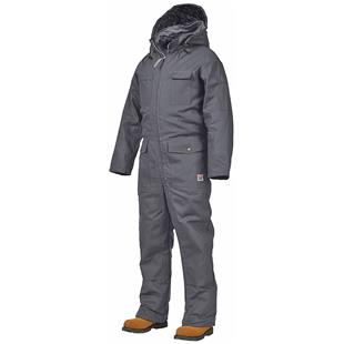 Work King Deluxe Insulated Coveralls
