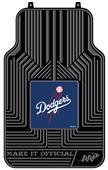 Northwest MLB LA Dodgers Car Floor Mat (set of 2)