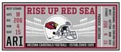 Fan Mats NFL Arizona Cardinals Ticket Runner