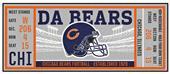 Fan Mats NFL Chicago Bears Ticket Runner