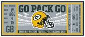 Fan Mats NFL Green Bay Packers Ticket Runner