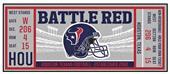 Fan Mats NFL Houston Texans Ticket Runner