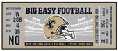 Fan Mats NFL New Orleans Saints Ticket Runner