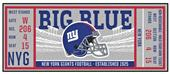 Fan Mats NFL New York Giants Ticket Runner