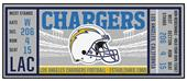 Fan Mats NFL Los Angeles Chargers Ticket Runner