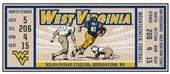 Fan Mats NCAA West Virginia Ticket Runner