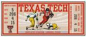 Fan Mats NCAA Texas Tech University Ticket Runner