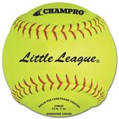 Game Fast Pitch Little League Softball (Singles)