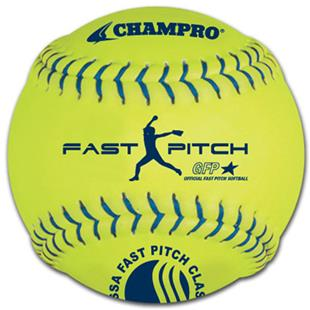 Champro Game USSSA Fast Pitch Classic Softball EA