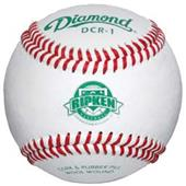 Diamond DCR-1 Cal Ripken Raised Seam Baseballs EA