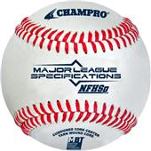 Major League Specification Baseballs CML-100 (EA)