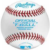 Rawlings TVB T-Ball Training Baseballs (EACH)