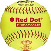 "Rawlings ASA/NFHS 12"" Fastpitch Softballs - EACH"