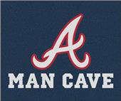 Fan Mats MLB Atlanta Braves Man Cave Tailgater Mat