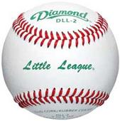 Diamond Little League Competition Baseballs EA