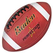 Baden Perfection D1 NFHS Leather Footballs