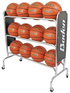 Baden 12-Ball Basektball Racks
