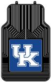 Northwest NCAA Kentucky Car Floor Mat (set of 2)