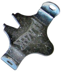 Blazer Athletic 3-Way Key Wrench (each)