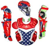 ALL-STAR S7 Axis USA Pro Baseball Catching Kit
