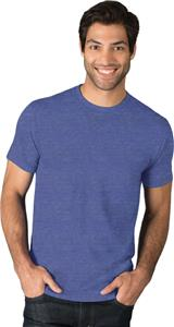 Blue Generation Adult Crew Neck Triblend T-Shirt