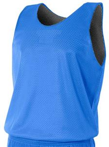 A4 Adult Reversible Mesh Basketball Tank Jersey CO