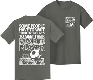 Utopia Adult Favorite Player Soccer T-Shirt
