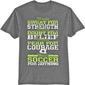 Utopia Adult/Youth Trade Soccer T-Shirt