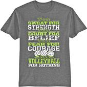 Utopia Adult/Youth Trade Volleyball T-Shirt