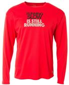 A4 Adult Running Slow Is Still Running Tee C/O