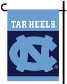 Collegiate North Carolina 2-Sided Garden Flag